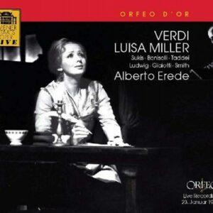 Verdi : Luisa Miller Sukis, Erede.