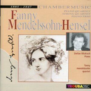 Fanny Mendelssohn-Hensel : Musique de chambre