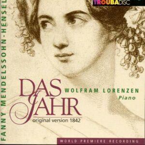 Das Jahr, 12 pièces de charactère pour pianoforte