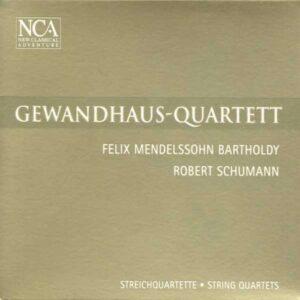 Mendelssohn : Quatuor à cordes n°3 Op.44/1