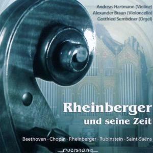 Rheinberger Und Seine Zeit