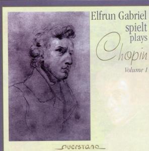 Elfrun Gabriel Spielt Chopin Vol 1