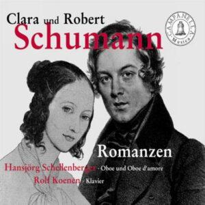 Clara & Robert Schumann : Romances