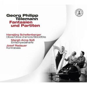 Georg Philipp Telemann : Fantasien und Partiten