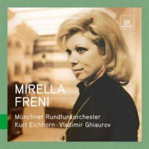 Mirella Freni : Airs d'opéra.
