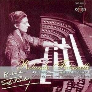 Falcinelli : 4 Improvisations en concert.