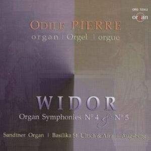 Widor : Symphonies pour orgue n°4, 5. Pierre.