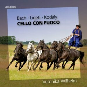 Veronika Wilhelm, violoncelle : Cello con fuoco