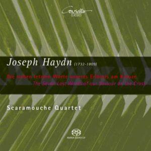 Joseph Haydn : Les Sept Dernières Paroles du Christ en croix