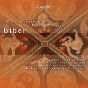 Heinrich Ignaz Franz Biber : Sonates du Rosaire n°1 à 16