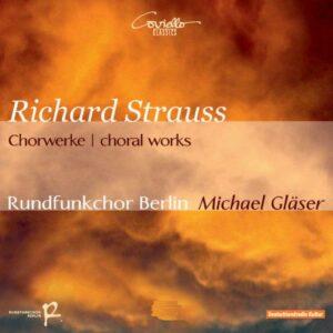 Strauss : Œuvres chorales. Gläser.