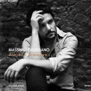 Massimo Giordano, ténor : Amore e Tormento