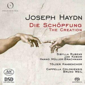 Haydn : La Création. Weil.