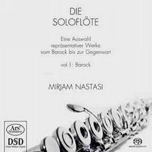 Die Soloflöte : Vol. 1: Barock