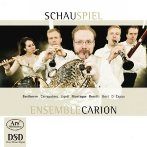 Ensemble Carion : Schauspiel