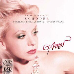 Marie Friederike Schöder, soprano : Amor