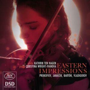 Kathrin ten Hagen, violon : Eastern Impressions