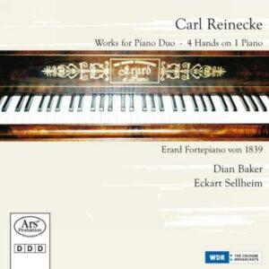 Reinecke : Œuvres pour duo de piano et piano à 4 mains. Sellheim.