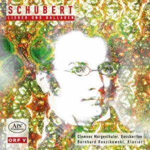 Franz Schubert : Mélodies et Ballades