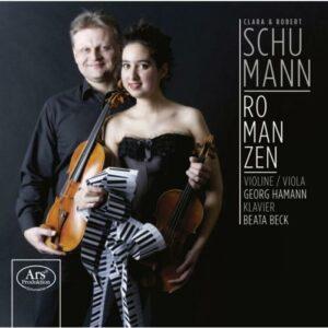 Clara Schumann & Robert Schumann : Romanzen