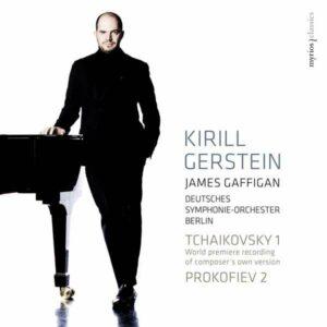 Tchaikovsky, Prokofiev: Piano Concertos
