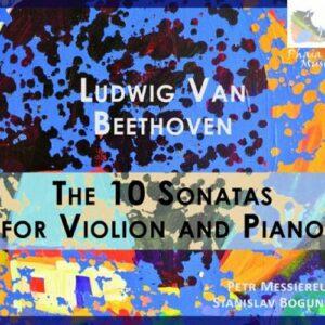 Ludwig van Beethoven : Les 10 Sonates pour violon et piano