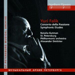 Yuri Alexandrovich Falik : Concerto della Passione/Symphonic Etudes