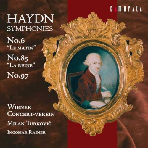 Joseph Haydn : Symphonies