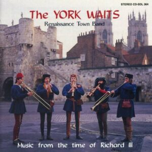 The York Waits,  Music From Richar
