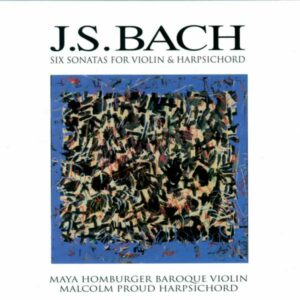 Six Sonatas For Violon & Harpsichord
