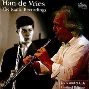 Han De Vries,The Radio Recordings.