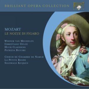 Mozart : Les Noces de Figaro. Kuijken.