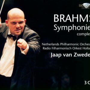 Johannes Brahms : Symphonies (Intégrale)