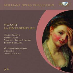 Wolfgang Amadeus Mozart : La Finta Semplice