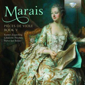 Marin Marais : Pièces de viole (Livre V)