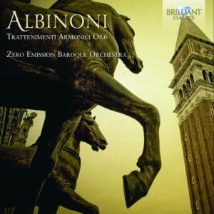 Tomaso Albinoni : Trattenimenti Armonici, op.6