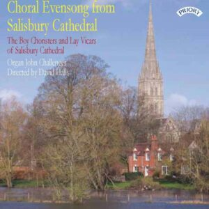 Howells / Elgar / Parry / Sumsion / Alcock / Ayleward: Choral Evensong From Salisbury Cathedral
