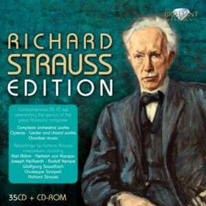 Richard Strauss Edition.