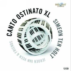 Ten Holt : Canto Ostinato XL