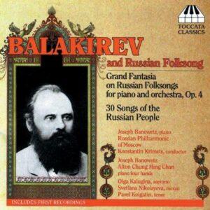 Mili Balakirev : and Russian Folksong