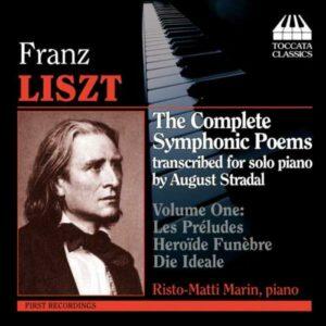 Liszt : Poèmes Symphoniques, vol. I. Marin.