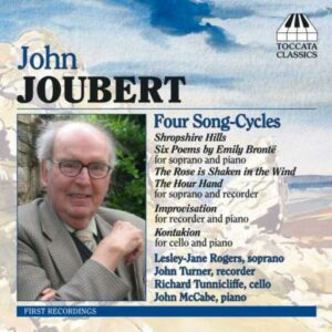 Joubert : Four Song-Cycles.