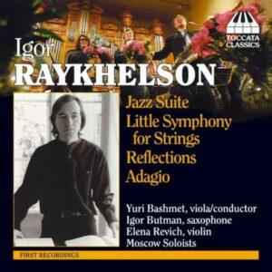 Raykhelson : Suite de Jazz.