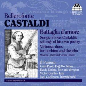 Bellerofonte Castaldi : Battaglia d'amore