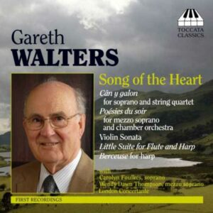 Gareth Walters : Song of the Heart