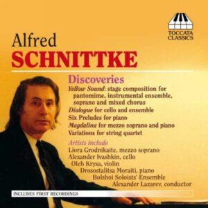 Alfred Schnittke : Découvertes