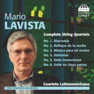 Mario Lavista : (Intégrale)