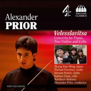 Alexander Prior : Velesslavitsa
