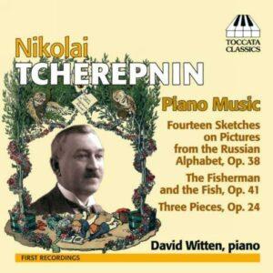 Tchérepnine : Musique pour piano. Witten.