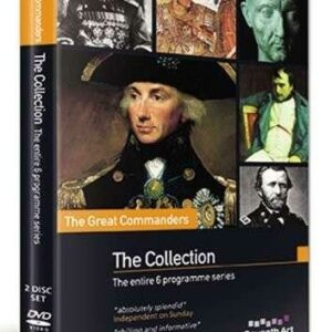 The Great Commanders : The Collection